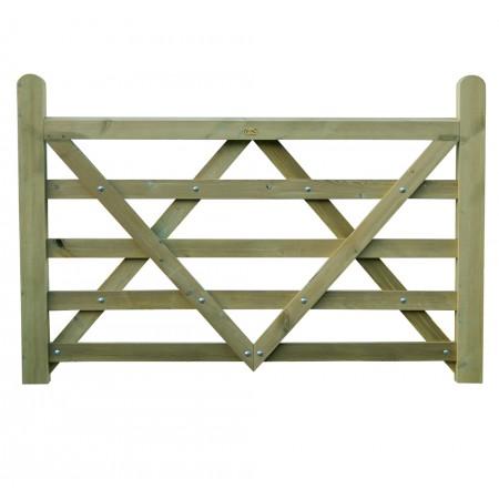 Universal gate gate fitting by fixmyfence